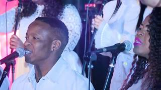 Cover images Innocent Mumba- In your presence (In His presence live) Official video