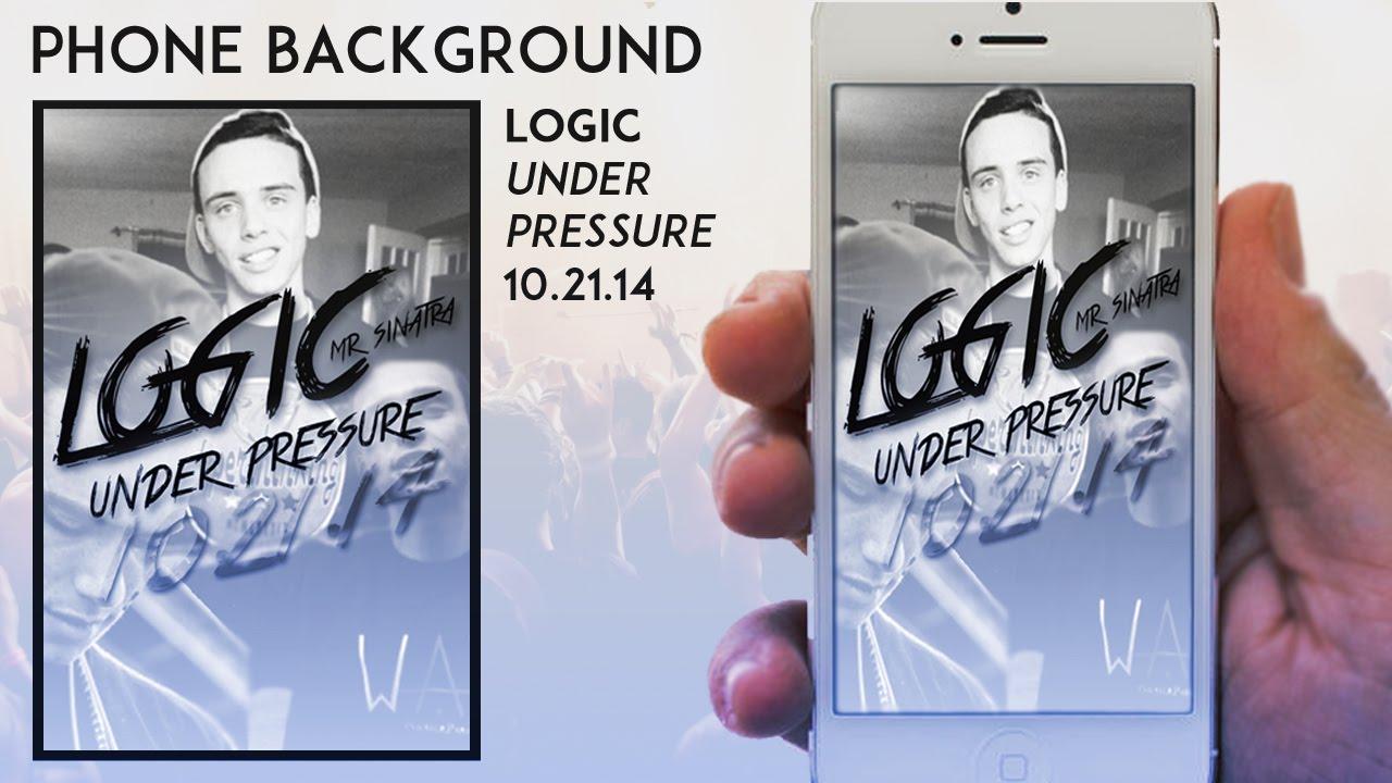 Logic IPhone Wallpaper Concept