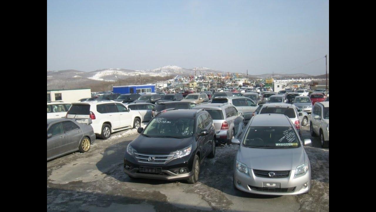 Перегон авто, Владивосток - Нижневартовск 2013г. - YouTube