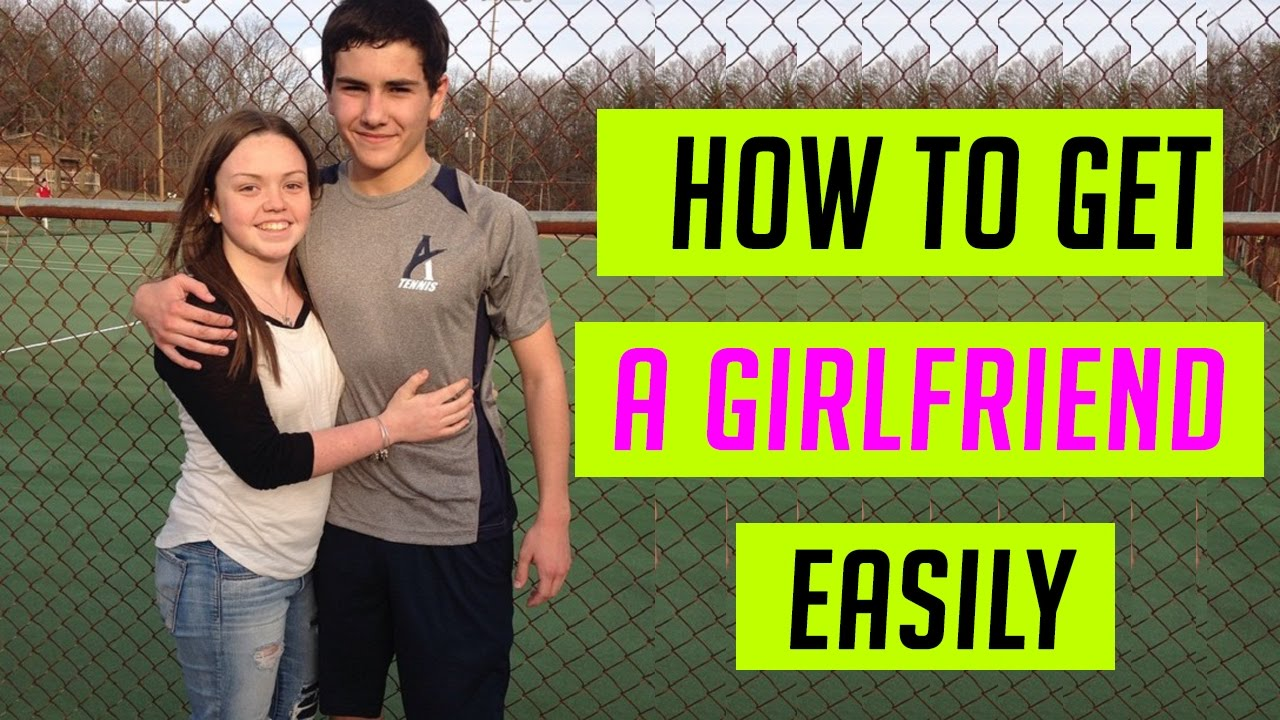 how to get a girlfriend in highschool if your shy