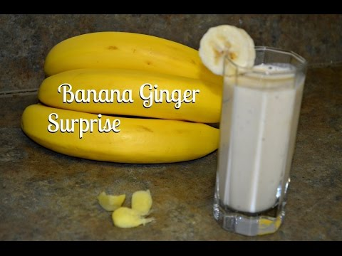 A ginger surprise