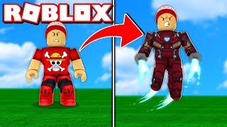 SIMULADOR de SUPER-HERÓI no ROBLOX → Roblox Superhero Simulator 🎮