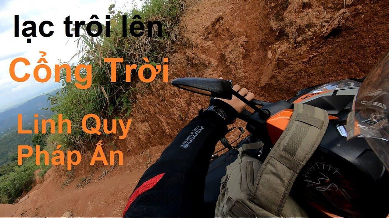 Bảo Lộc – 2 đường chạy xe lên Linh Quy Pháp Ấn, Cổng Trời