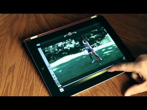 Coach's Eye: Using the Video Analysis Tools