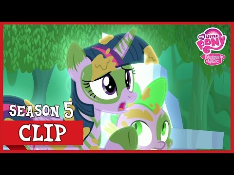 If Queen Chrysalis wasn't Defeated (The Cutie Re-Mark)   MLP: FiM [HD]