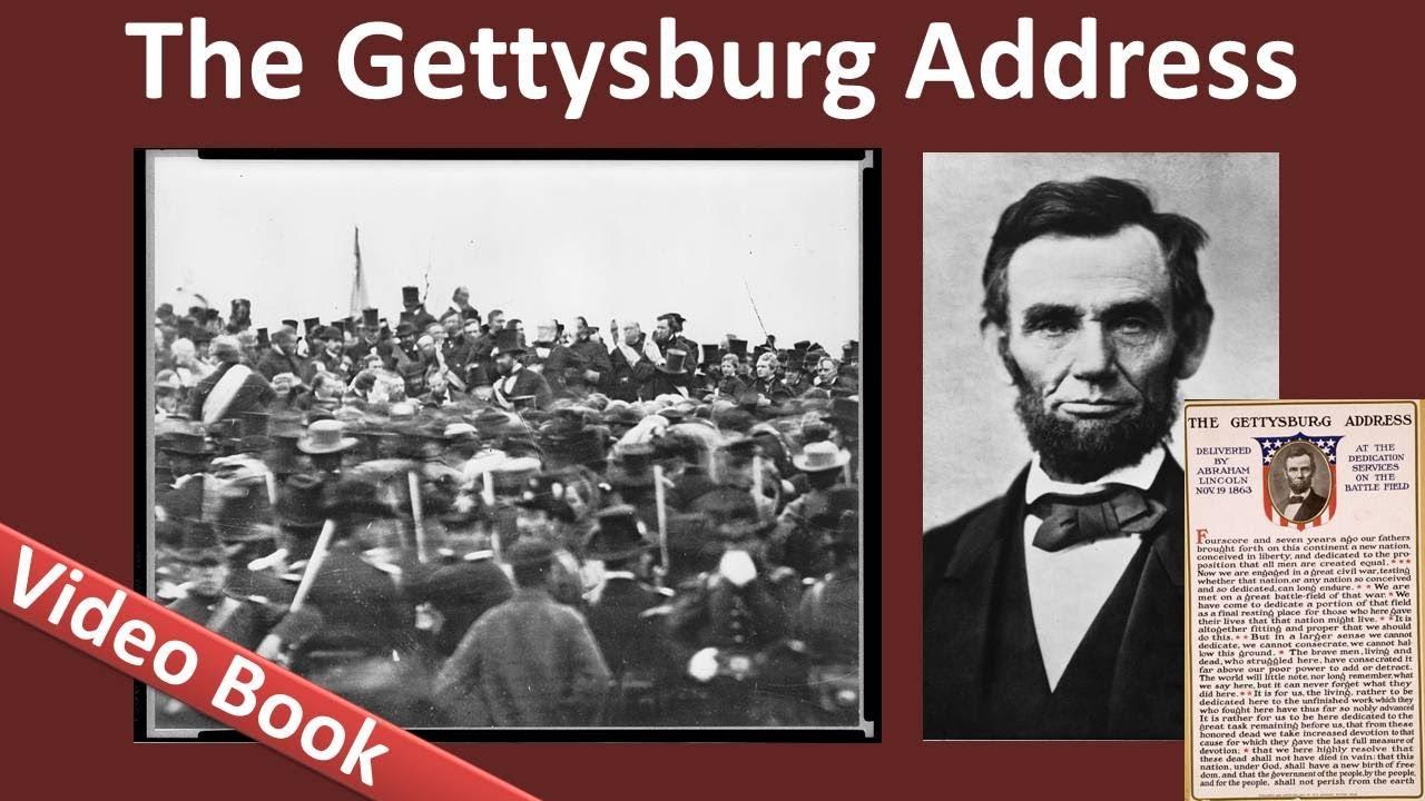 abraham lincoln the gettysburg address
