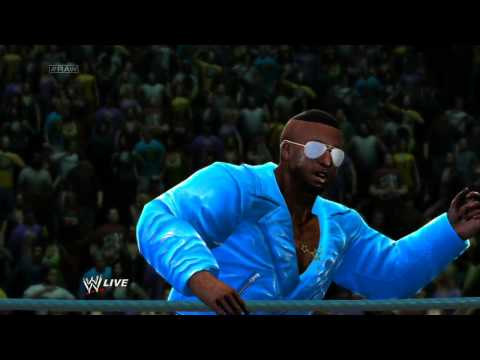 nL Live on Twitch.tv - Introducing.. Bee Gee Langston! [WWE 2K14]