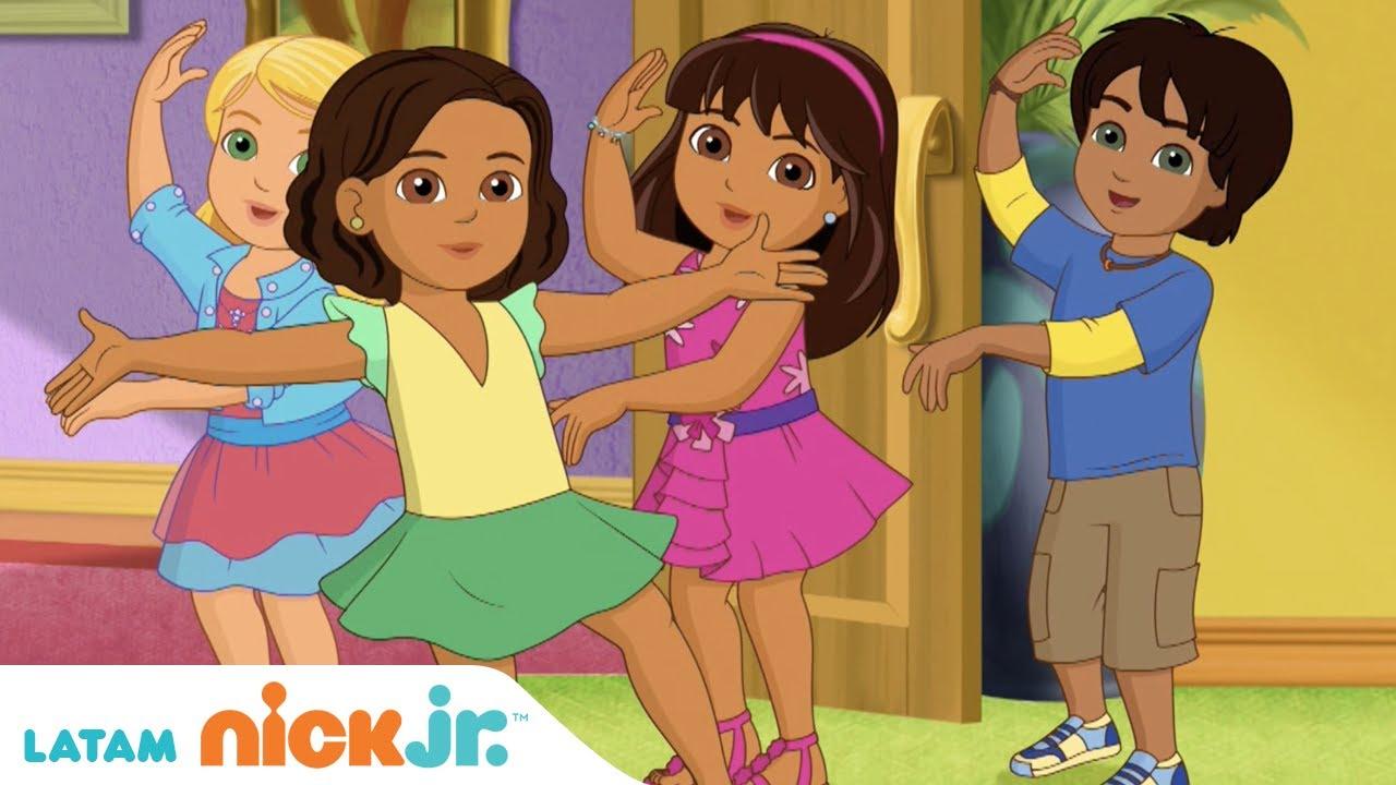 Dora y sus amigos: En la ciudad | Los mejores momentos | Nick Jr. en Español