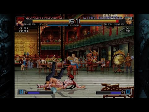 THE KING OF FIGHTERS 2002 UNLIMITED MATCH_20210322220424 |