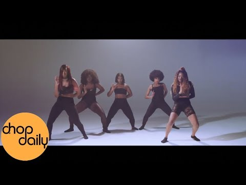 Mr Eazi - Pour Me Water (Dance Tutorial Video) | Chop Daily