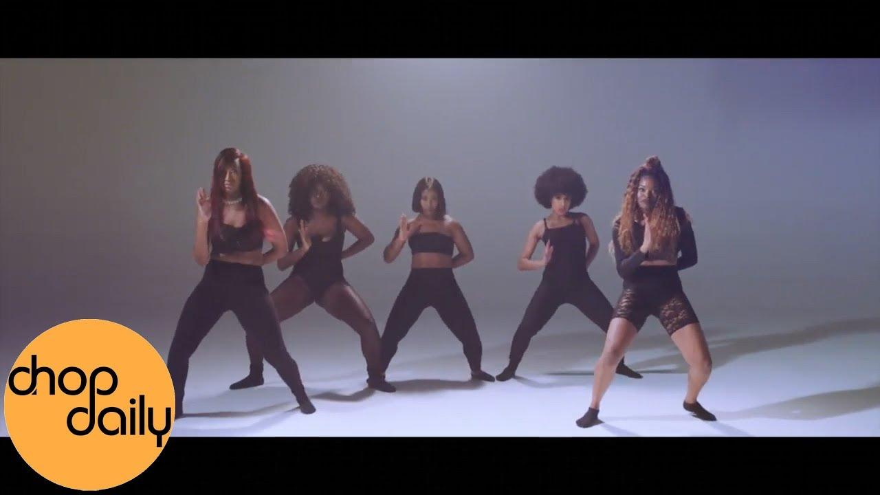 Mr Eazi - Pour Me Water (Dance Tutorial Video)
