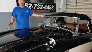 1960 Austin Healy 3000 BT7