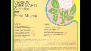 Pablo Milanés - 1974 -  Versos José Martí