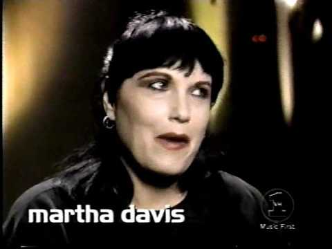 "VH1 2000 - Martha Davis and The Motels ""Where Are They Now?"" interview"