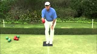 The stance (lawn bowls)