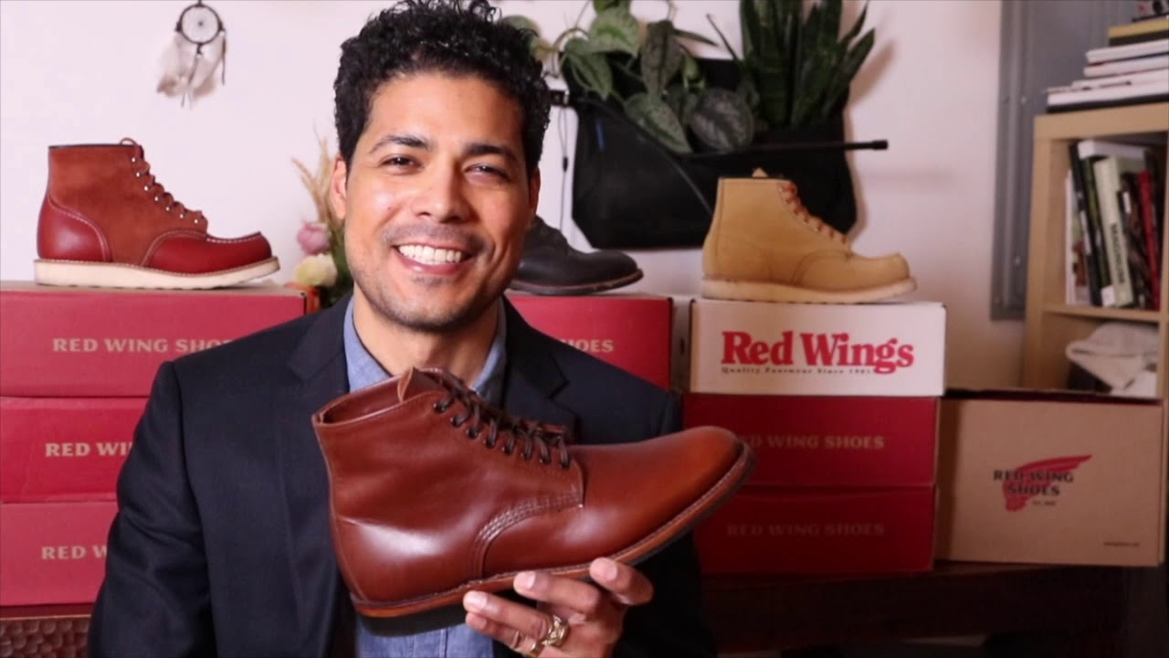 60b79fb7db0 Red Wing 9435 Williston in Teak Featherstone Leather