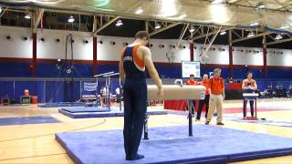Illinois 2010 Men's Gymnastics Senior Video