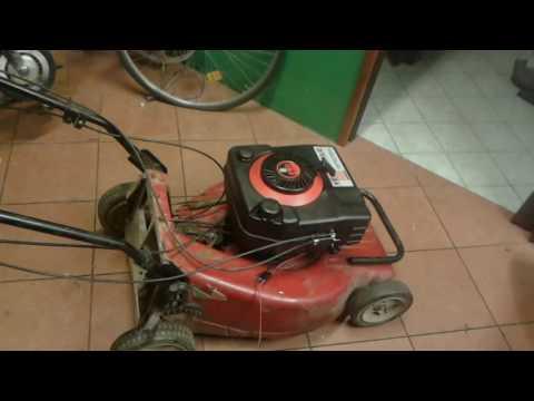 Come costruire un tagliaerba da corsa doovi for Bcs 602 con piatto taglia trincia erba