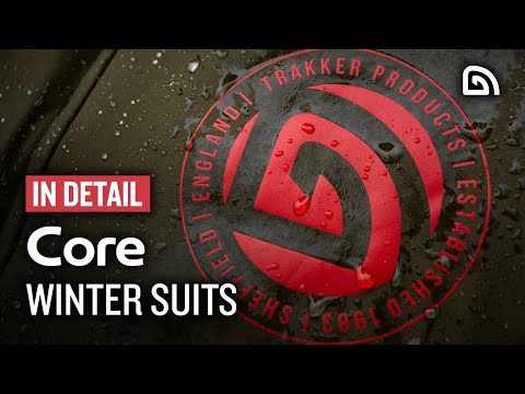 Trakker Products Core Winter Suits – In Detail
