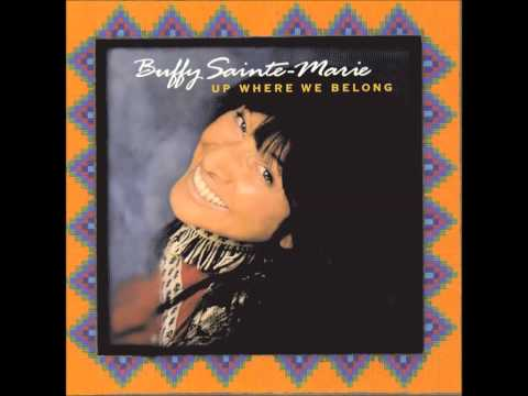 Buffy Sainte-Marie - Bury My Heart At Wounded Knee