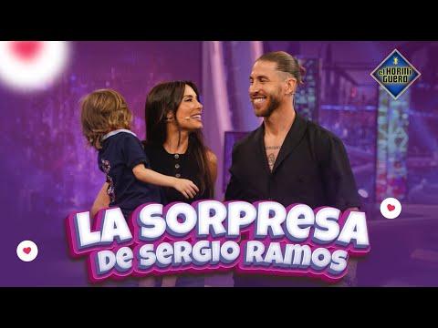 ¡SORPRESA! Las emotivas palabras de Sergio Ramos a Pilar Rubio - El Hormiguero