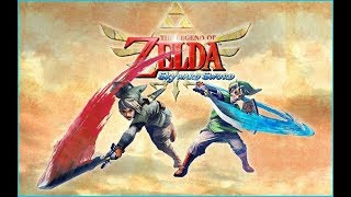 [Retro Wednesday] The Legend of Zelda: Skyward Sword | The Trial of the Flames!