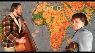Toto Africa - Bluegrass cover