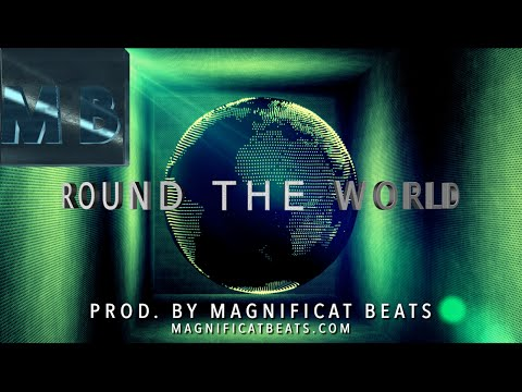 "Hip Hop Rap Music Instrumental ""Round The World"" (Prod. by Magnificat)"