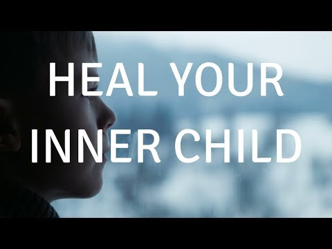 HEALING YOUR INNER CHILD (with MUSIC) A guided meditation for healing your spirit and sleep