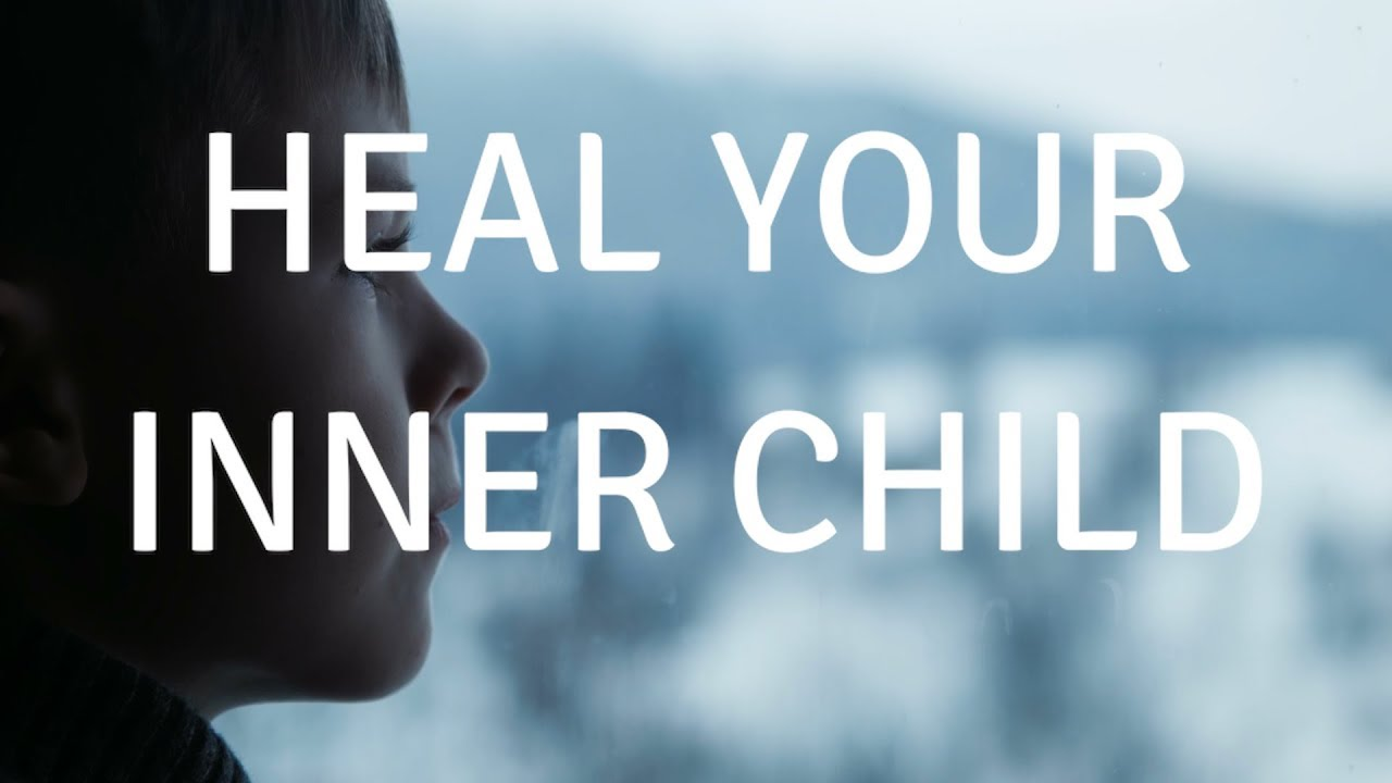 HEALING YOUR INNER CHILD (MUSIC) A guided meditation for healing and sleep