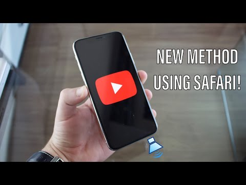 SOLVED - How To Play YouTube Videos In The Background (iPhone)