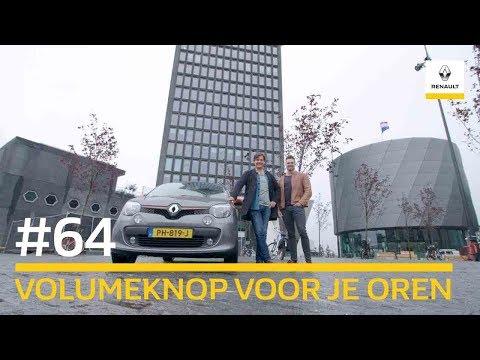 Renault Life met KNOPS - Volumeknop voor je oren #64