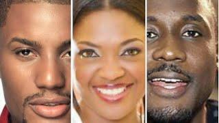 Alexx Ekubo, Joseph Benjamin & Omoni Oboli confirm - THE FIRST LADY London Premiere