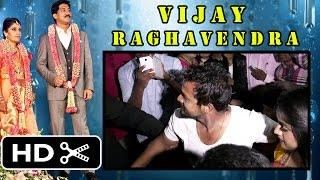 Dodmane Maduve: Vijay Raghavendra Arrives With His Wife