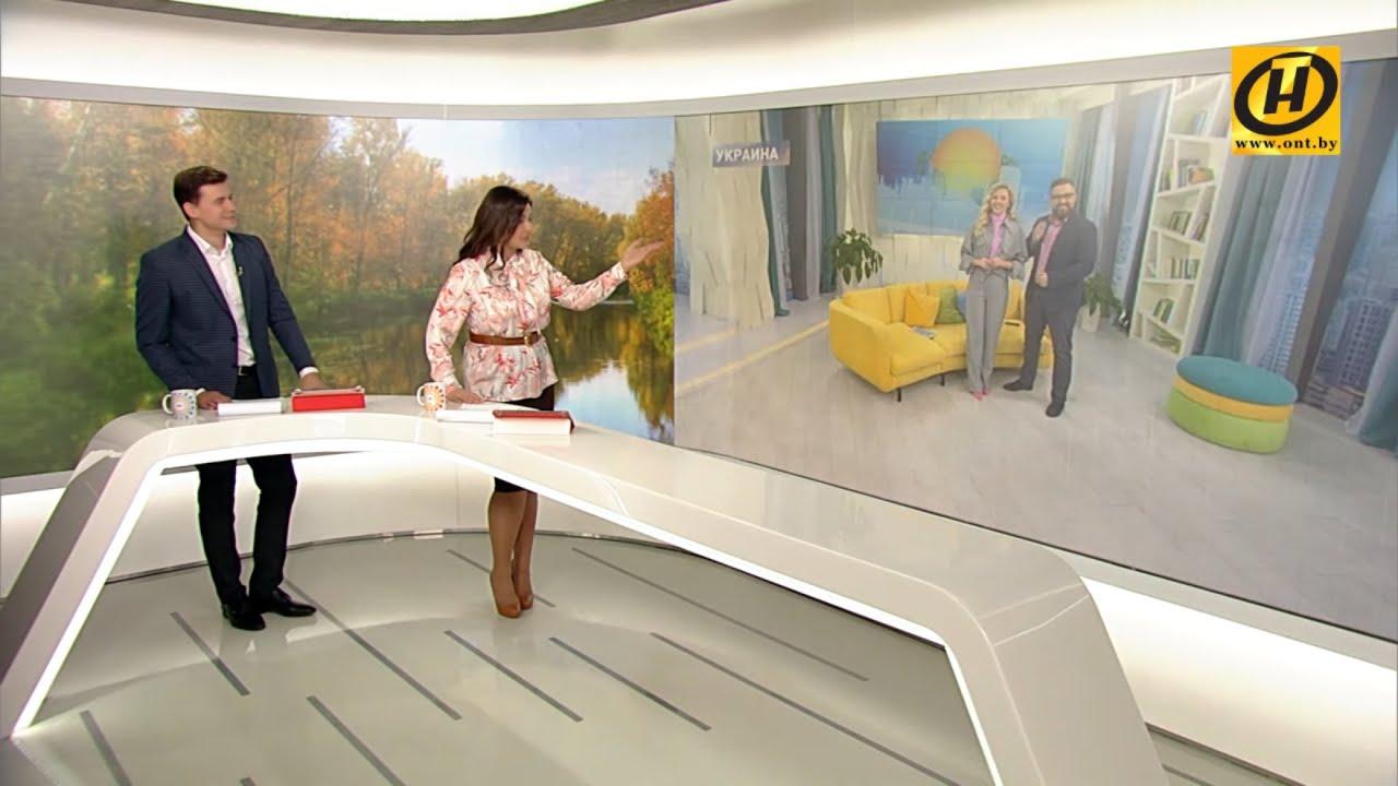 """Телеканал """"Украiна"""" поздравляет коллег с Телеканала ОНТ со Всемирным днём телевидения!"""