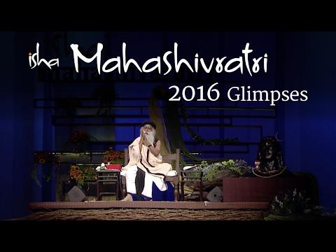 Mahashivratri Glimpses 2016