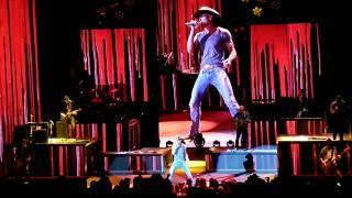 Tim McGraw  2 lanes of freedom tour 2013 100 Shoreline amp CA ,