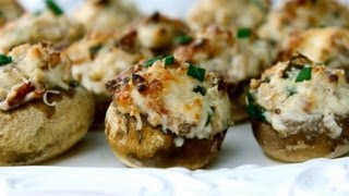 Appetizer Recipe: Stuffed Mushrooms By Cookingforbimbos.com