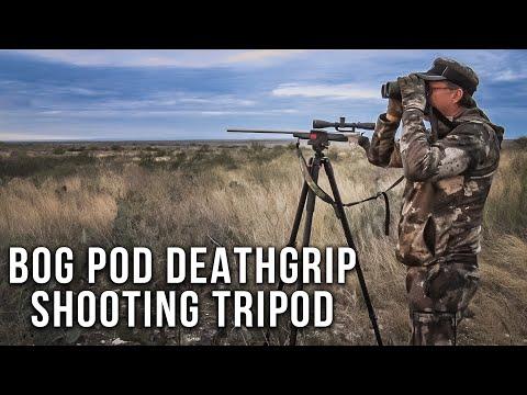 BOG DeathGrip: The Best Shooting Sticks
