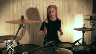 Guano Apes - You Can't Stop Me (Anna Doroshenko drumcover)