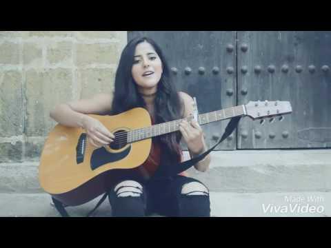 Nadine Elamnaoir - Cover Nti Sbabi (Kader Japonais)