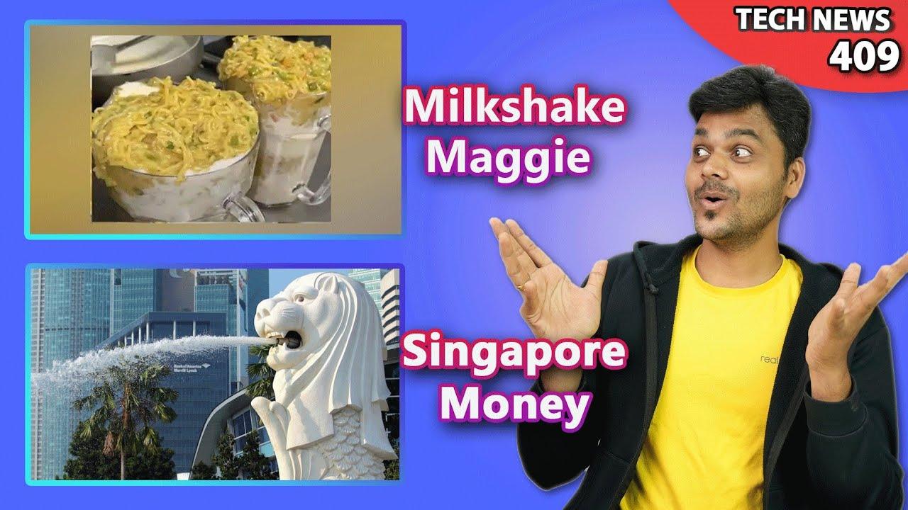 Maggie Milkshake 😲😲😲, Simple-ஆ Singapore Money , Samsung M52 Beast is Back : TTP 409