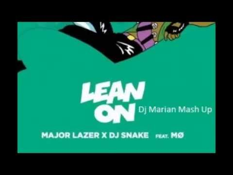 Major Lazer & DJ Snake Vs Deadmau5   Lean On  Dj Marian Mash Up  Mp3