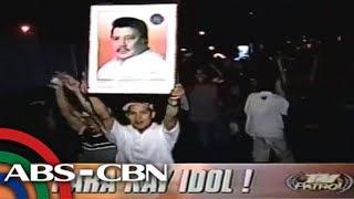 TV Patrol: Supporters dumagsa sa EDSA matapos maaresto si Erap