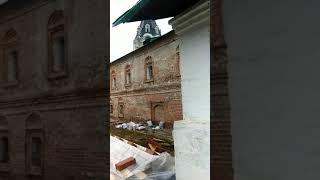 Мини путешествие в женский монастырь г. Александров, Московская область