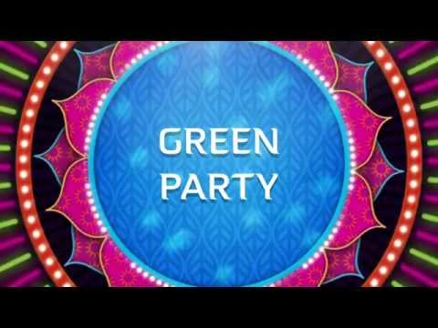 GREEN PARTY. Performances Arts in Nature