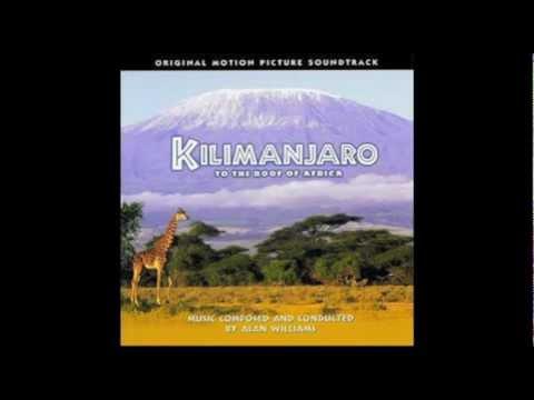 Kilimanjaro IMAX scoring session  Music  Alan Williams