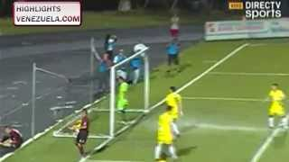 Highlights J8 Torneo Clausura Carabobo FC vs Dvo Táchira