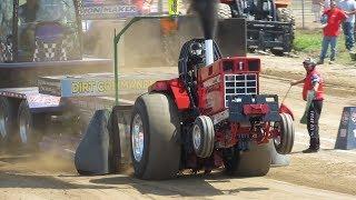 2018 Super Farm Tractor Pull NYTPA Greenwich New York Washington County Fair