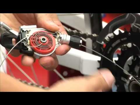 16 sram x0 x9 cable change sram mov youtube rh youtube com sram x9 10 speed trigger shifter manual sram x9 trigger shifter assembly